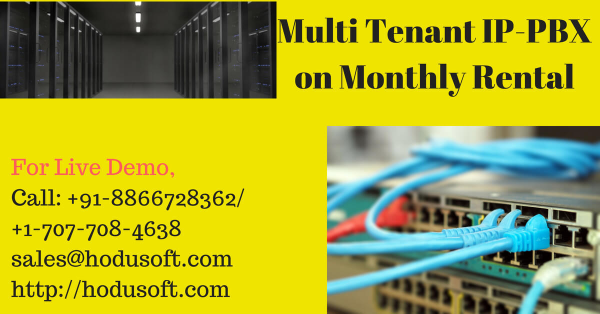 Multi Tenant PBX Software in USA