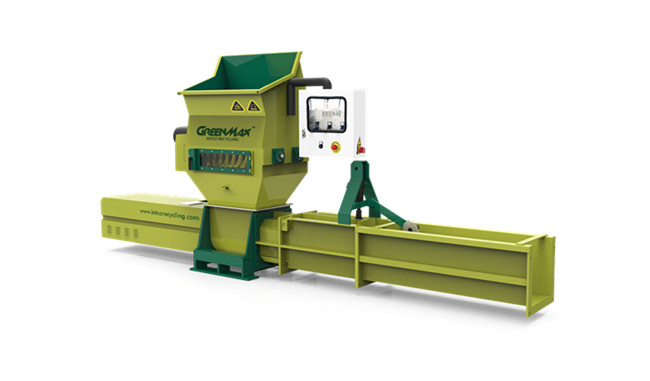 GREENMAX EPS Foam Compactor A-C200 For Sale