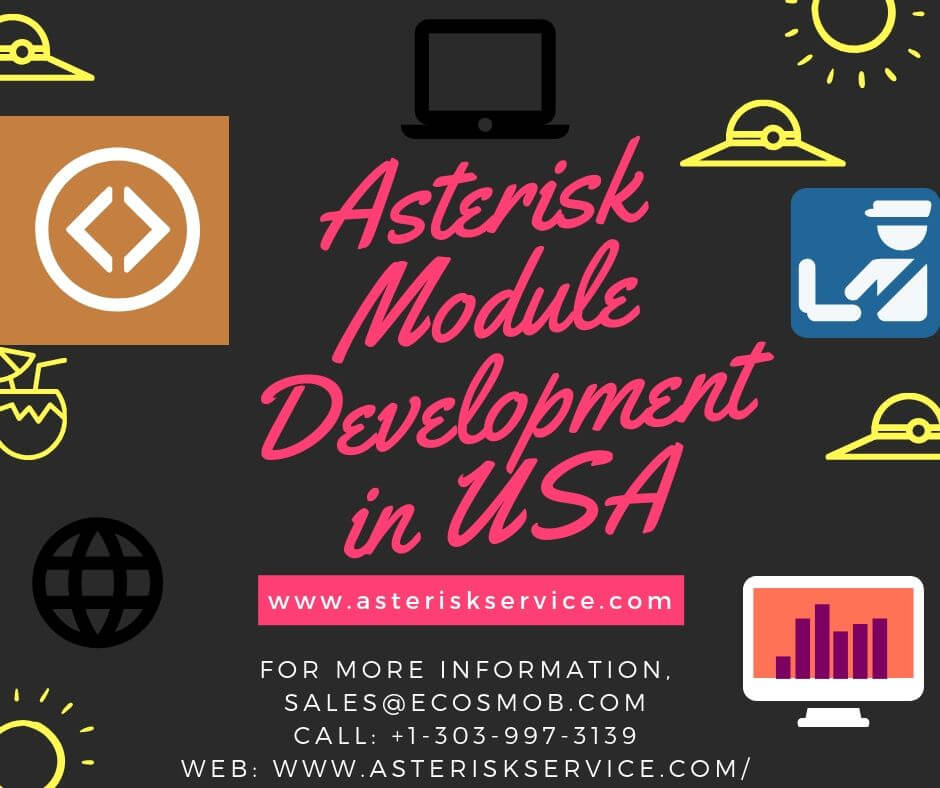 Asterisk Module Development in USA