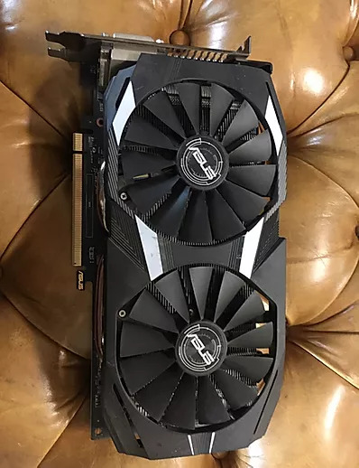 ASUS RX580 8GB Card