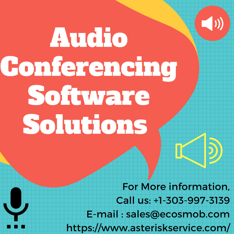 Audio Conferencing Software Solutions benefits