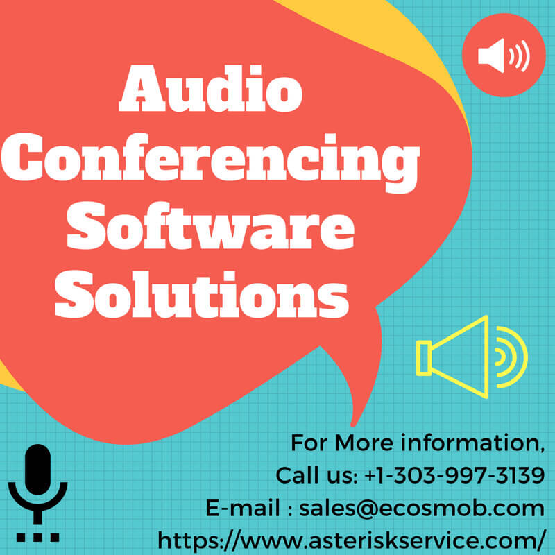 Asterisk Audio conferencing Solutions boost your sales