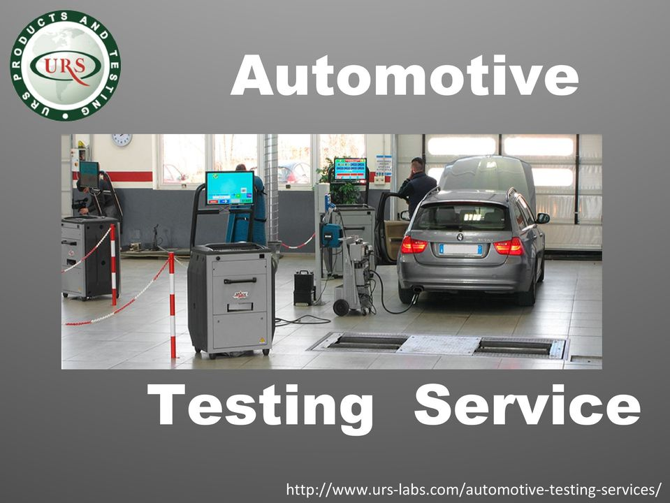 Automotive Testing Lab in Gurugram- Compliance Solutions