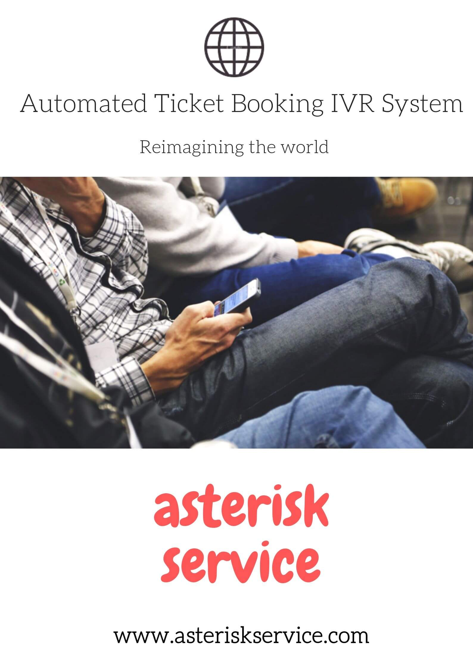 Automated Ticketing System IVR Solution