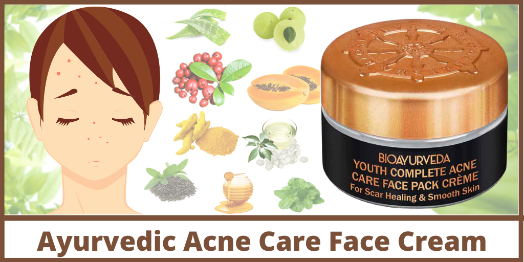 Ayurvedic Acne Care Face Cream
