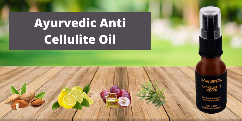 Ayurvedic Anti Cellulite Oil