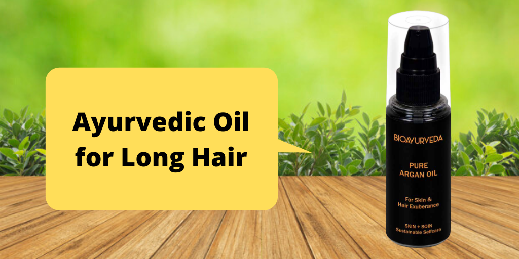 Ayurvedic Oil for Long Hair