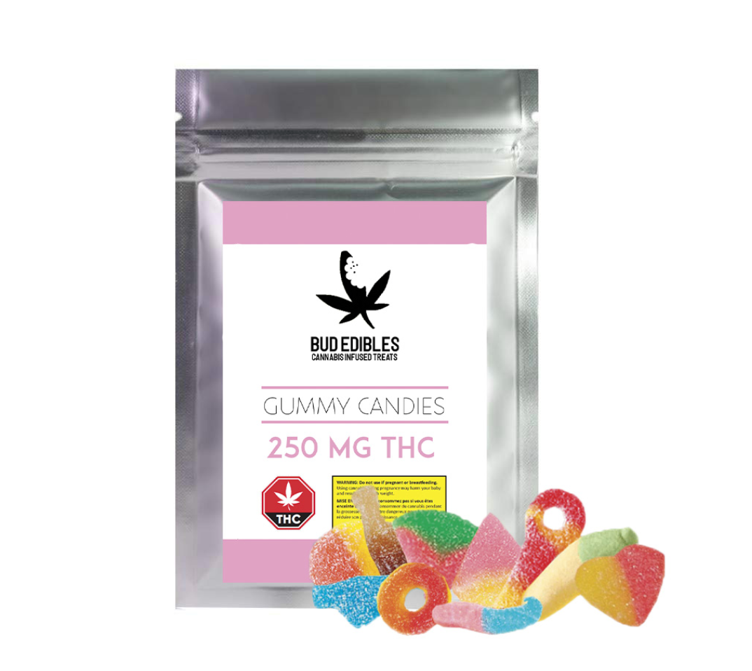 BUD EDIBLES – VARIETY CANDY PACK