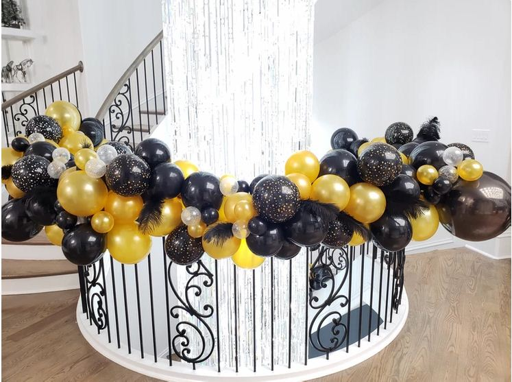 Helium tank rental Atlanta – Customizable balloon options for special occasions