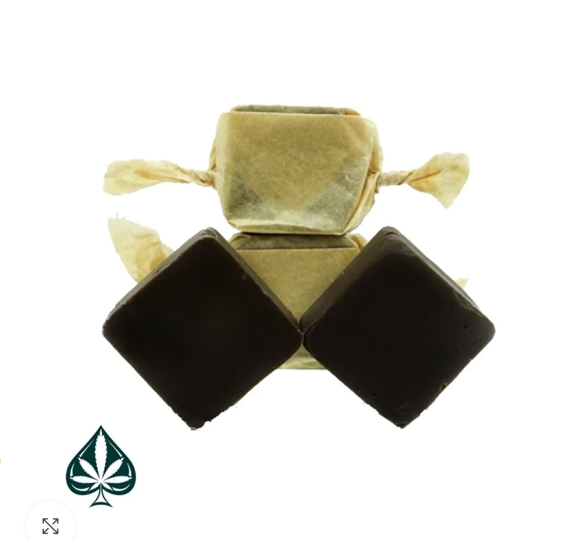 Belgium Chocolate Fudge 200MG THC By Aura Extracts