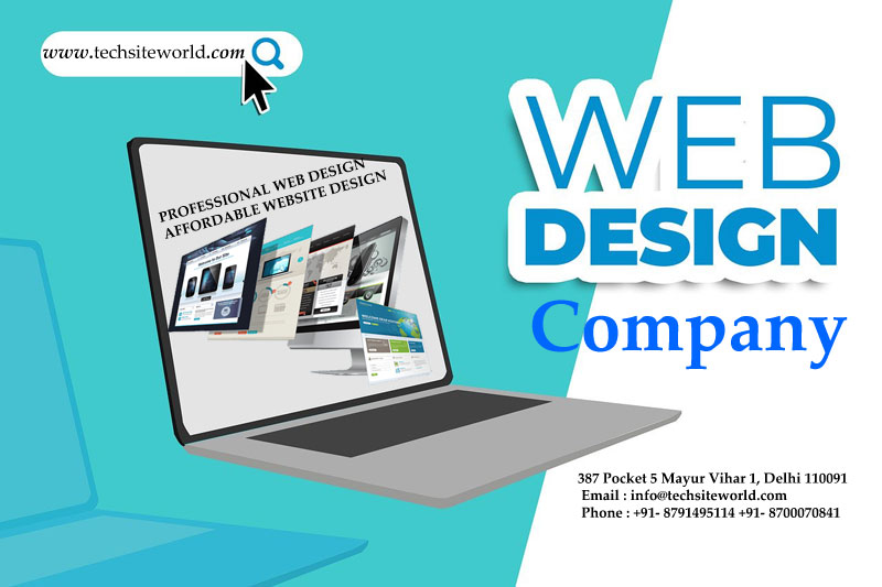 Web Design company in Delhi India