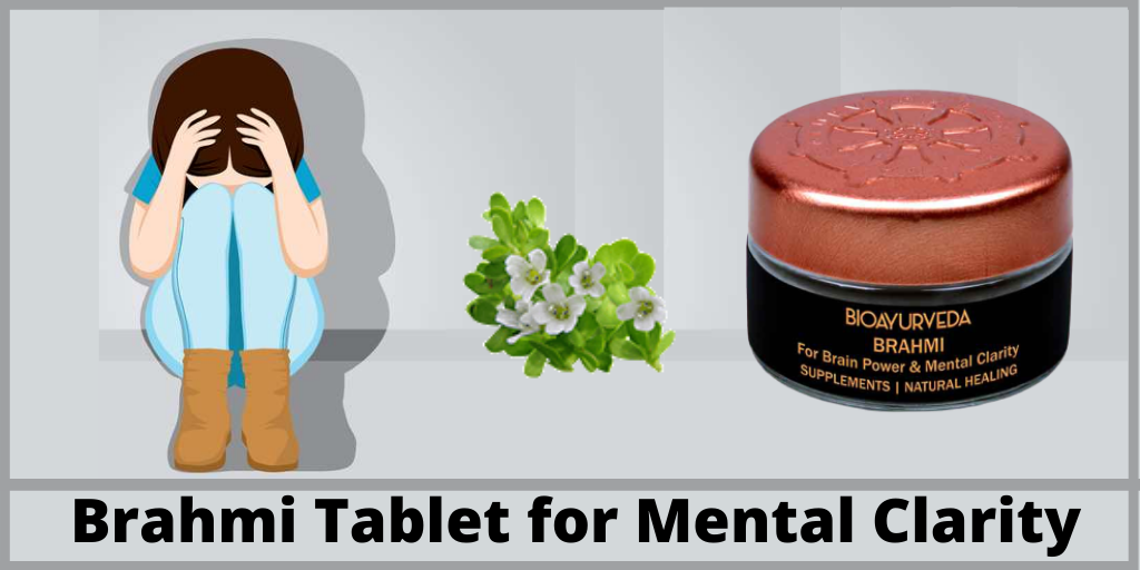 Brahmi Tablet for Mental Clarity