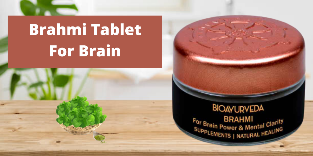 Brahmi Tablet For Brain