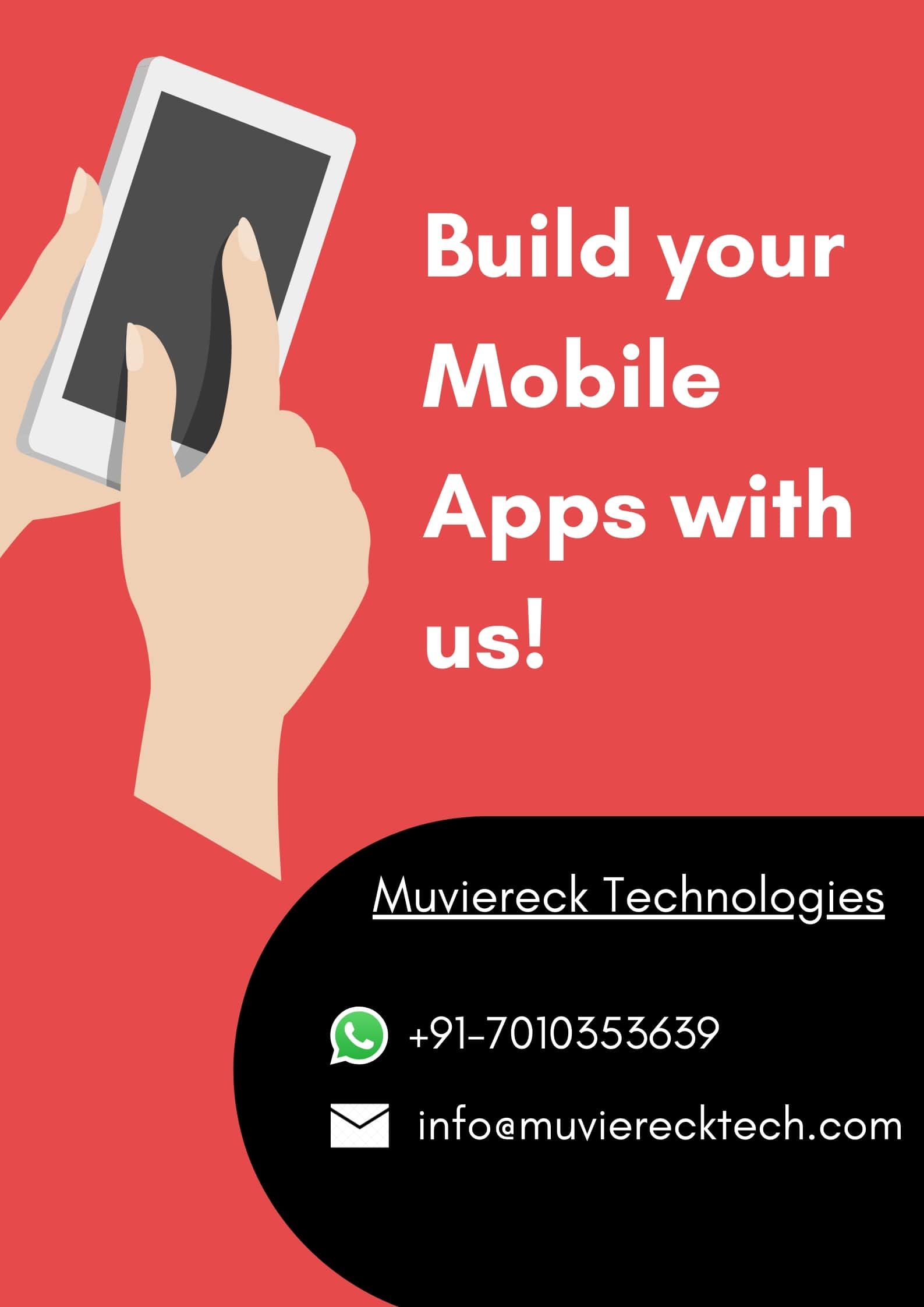 android app development company in Salem