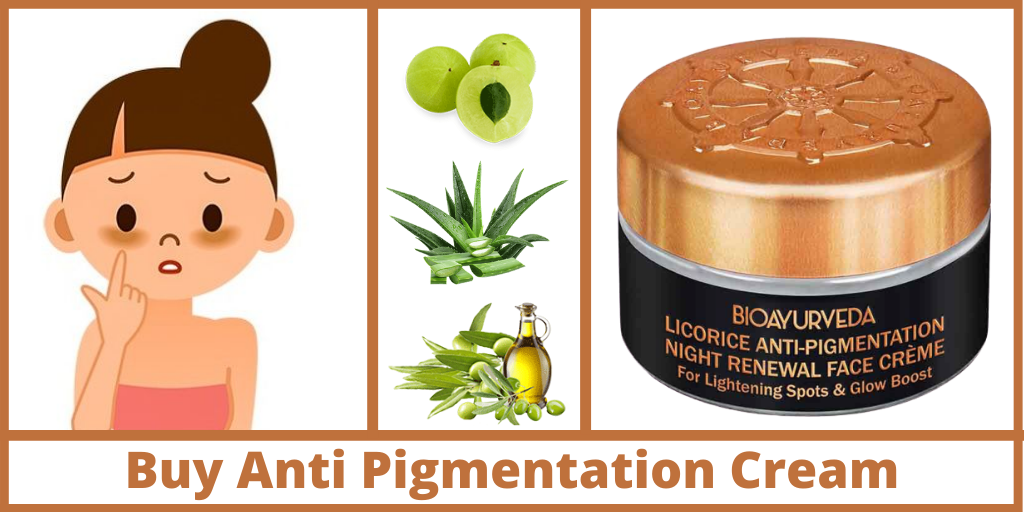 Buy Anti Pigmentation Cream
