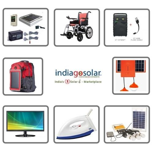 Buy solar products online to save your monthly electricity bill upto 100%