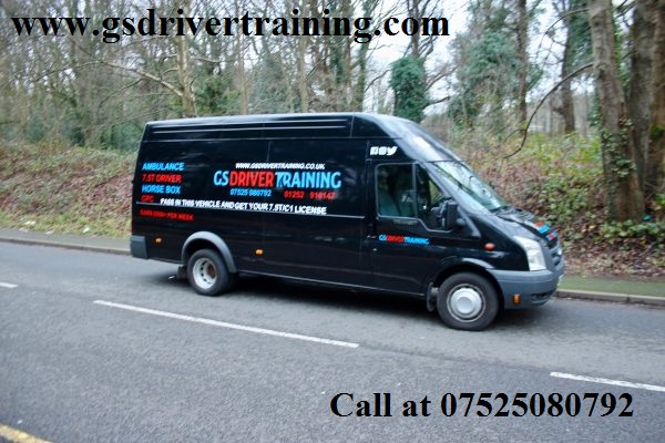 HGV, LGV Driver Training in Surrey
