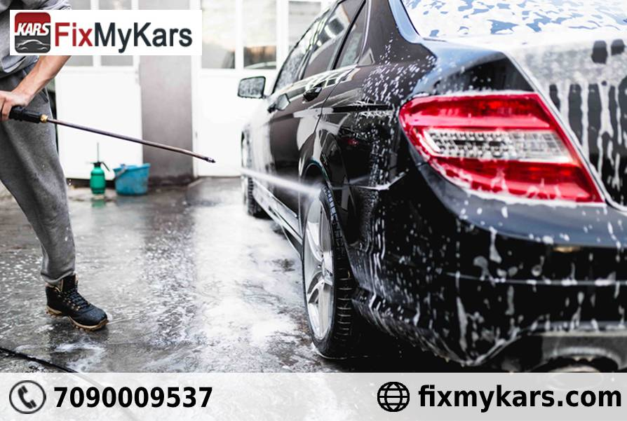 Car Wash in Bangalore - Car Cleaning Services | fixmykars.com