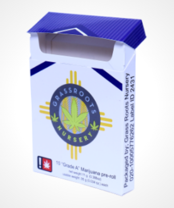 Get 40% Discount on Custom Cigarette Boxes