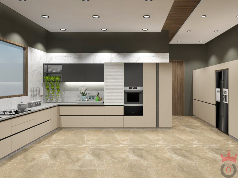 Modular Kitchen Ahmedabad - Home Interior Solution