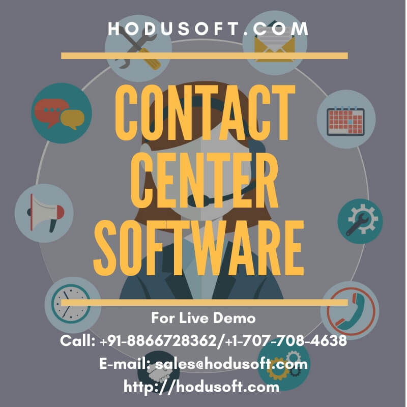 Predictive Dialer Software in USA | Hodusoft