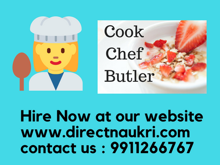 Hire Or Find Maids, Cook Nanny English Speaking Housekeepers Candidates