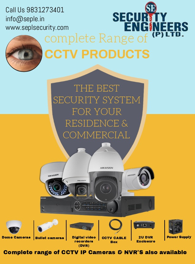 CCTV Solutions in Kolkata, Fire Alarm System in Kolkata