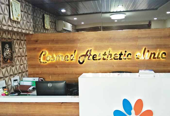 Cosmed aesthetic clinic