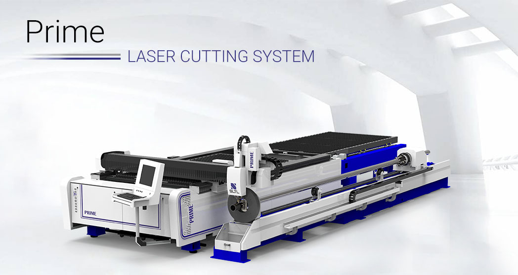 LASER CUTTING MACHINE - PRIME