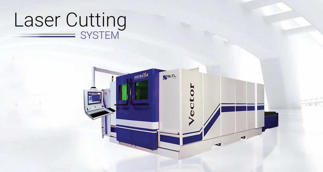 LASER CUTTING MACHINE - VECTOR