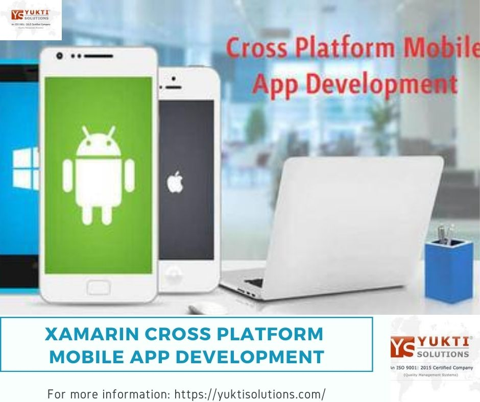 Customized Mobile App Development services with Yukti Solutions
