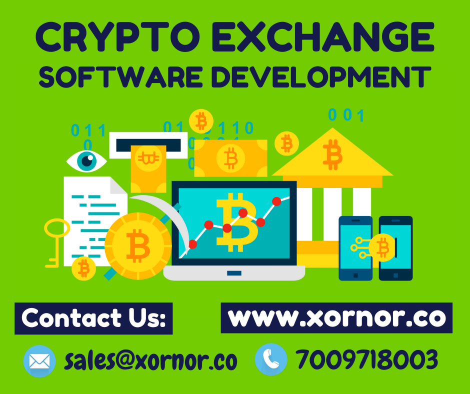Crypto Exchange Software Development Company India