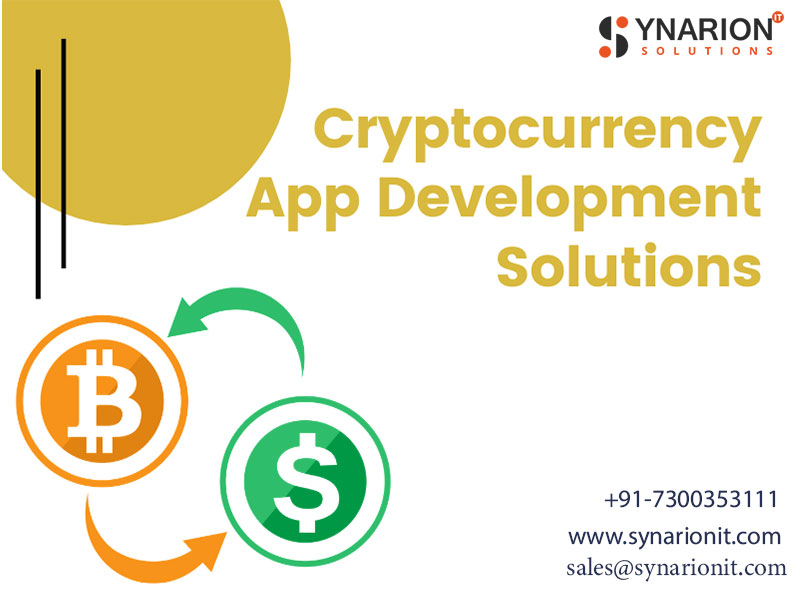 Looking for a Cryptocurrency App Development Solutions
