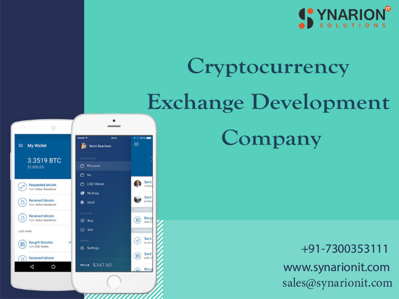 Looking for a Cryptocurrency Exchange Development Company