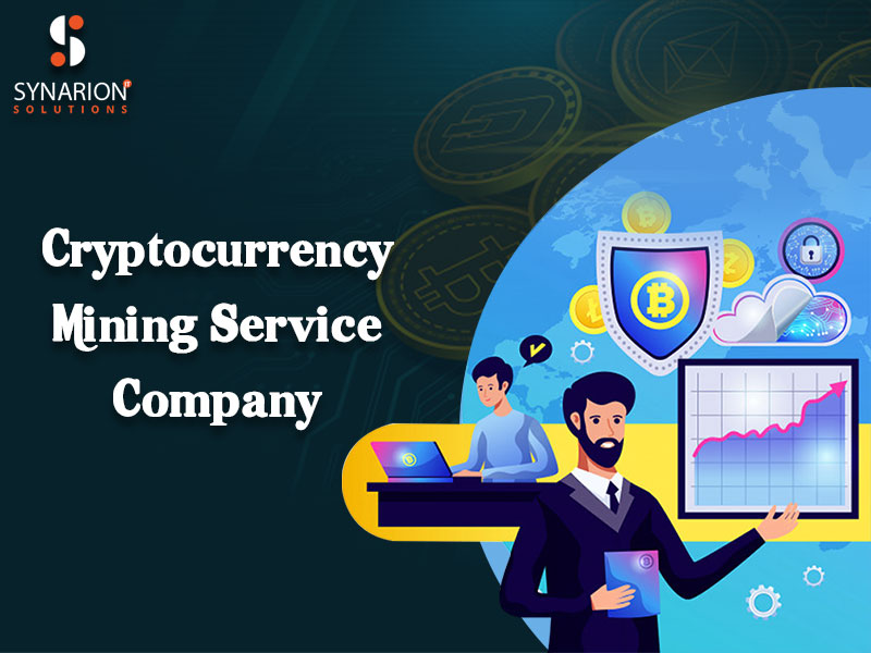 Cryptocurrency Mining Service Company