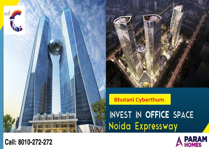 Bhutani Cyberthum – Commercial Property in Sector 140A Noida