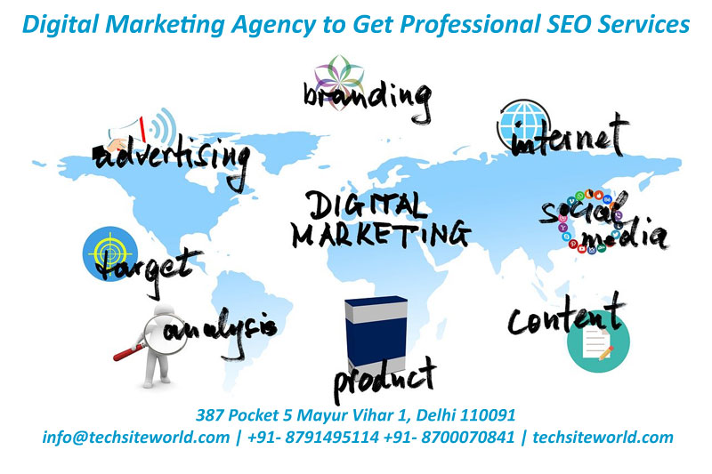 Digital Marketing agency in Delhi India