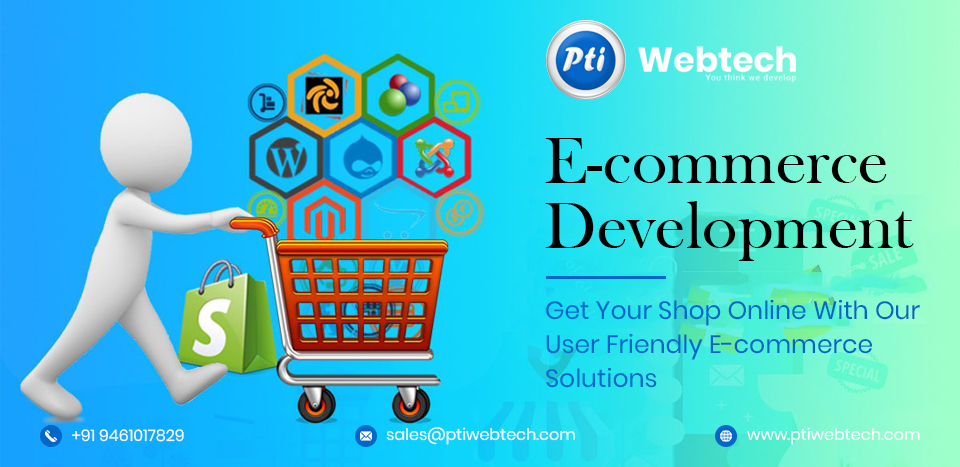 Best Shopify Web & App Development Company in Jaipur