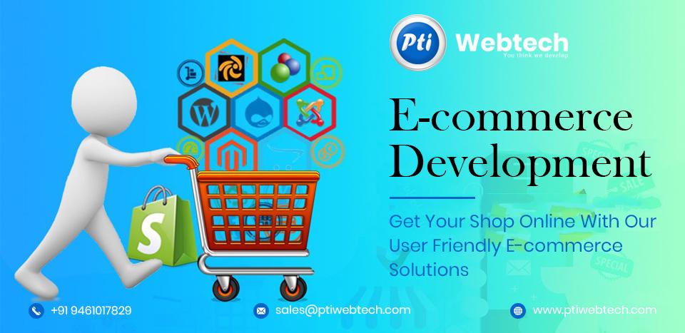 Best Shopify Web & App Development Company in Jaipur