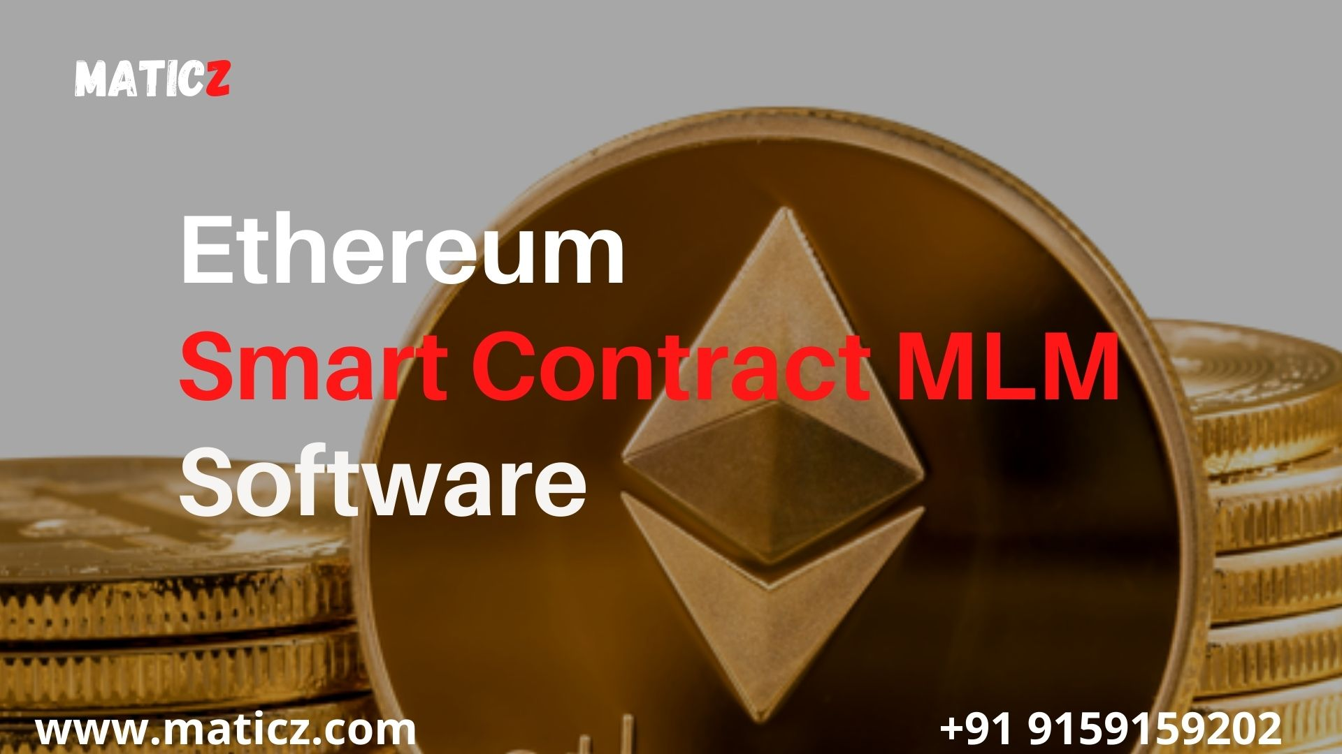 Ethereum Smart Contract MLM