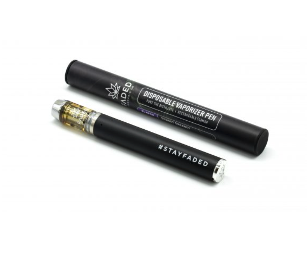 FADED – DISPOSABLE VAPE PEN