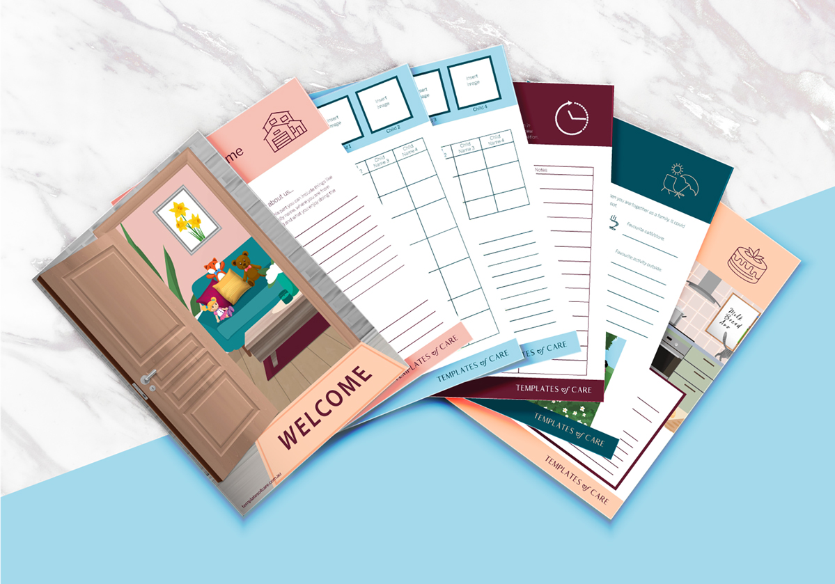Family Care Template by Templates of Care