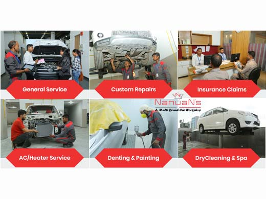 automobile workshop in mohali