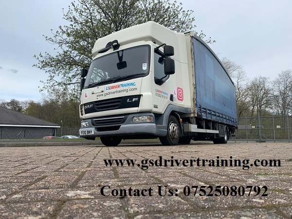 HGV Driver Training in Aldershot
