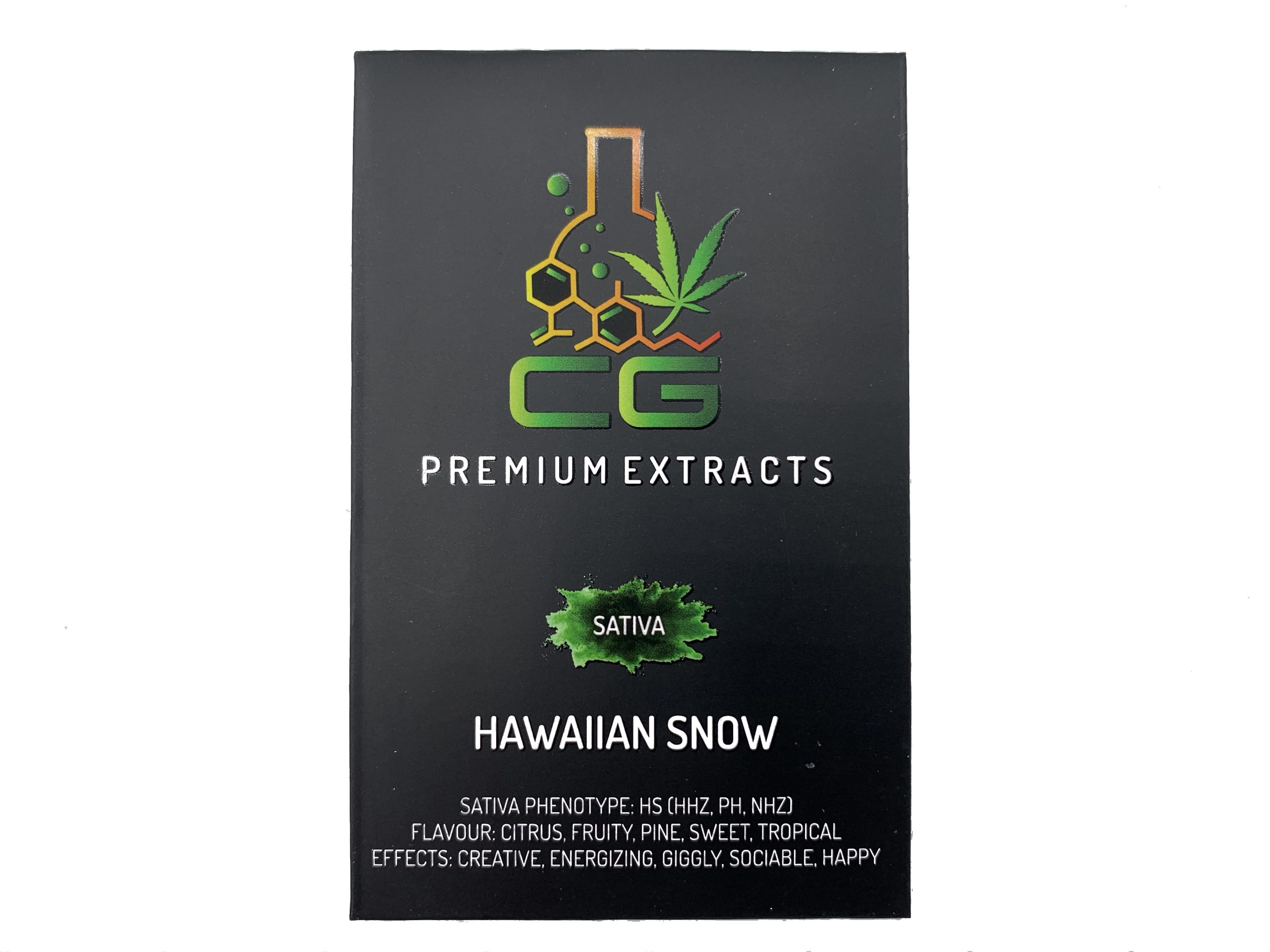CG – Shatter – Hawaiian Snow