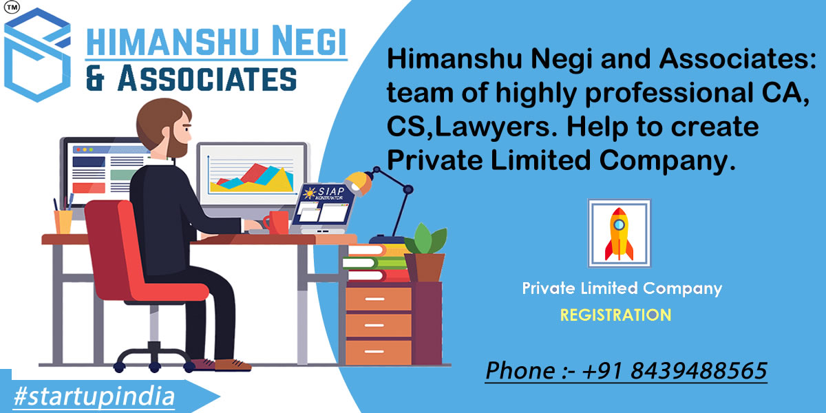 Himanshu Negi & Associates | Company Registration in Moradabad