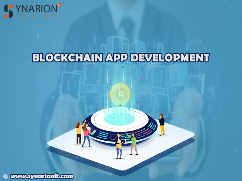 Hire One Of The Best Blockchain App Developers