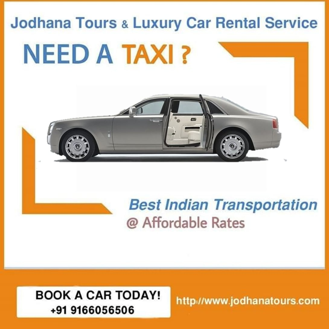 Jodhana Tours & Luxury Car Rental Jaipur