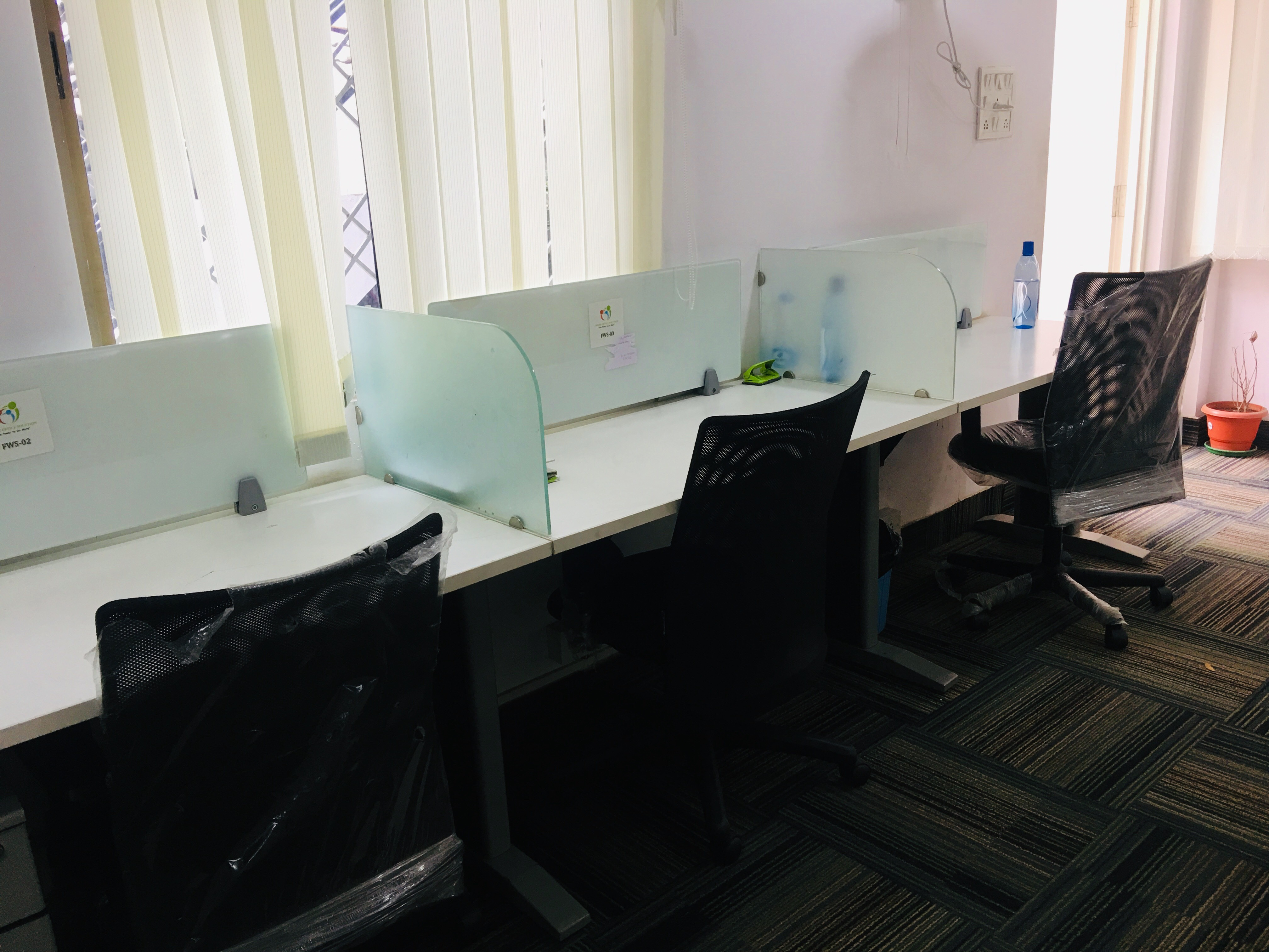 Coworking offices spaces available on rent in Ulsoor and Indiranagar