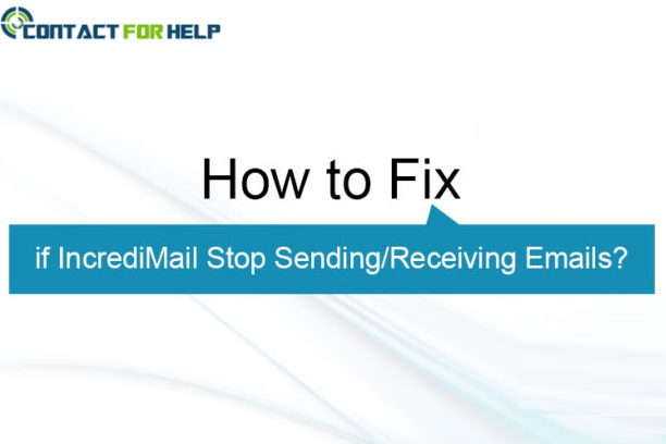 How to Get Started Fixing IncrediMail Not Receiving Emails